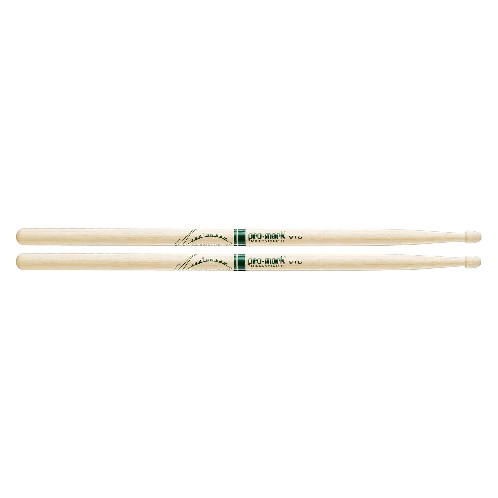 Promark TX916W Abe Cunningham Hickory Wood Tip Drumsticks