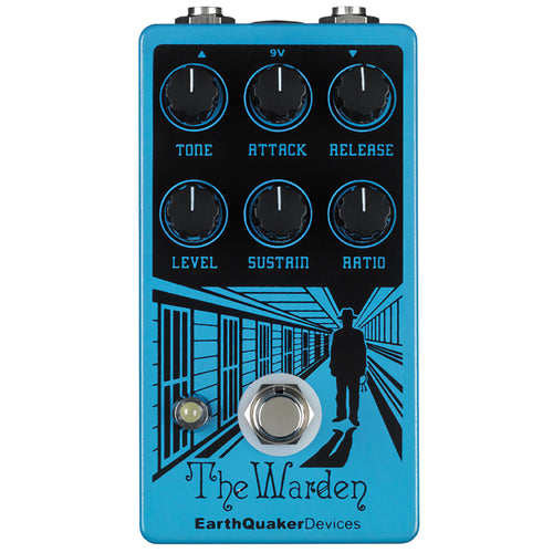 Earthquaker The Warden Optical Compressor