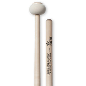 Vic Firth Timpani Mallet - Hard (Pair)