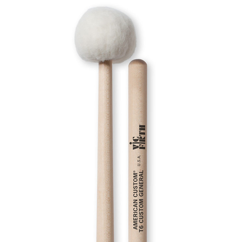Vic Firth Timpani Mallet - Large & Heavier Than T1 (Pair)