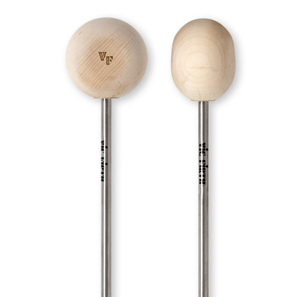 Vic Firth Vickick Wood Bass Drum Beater