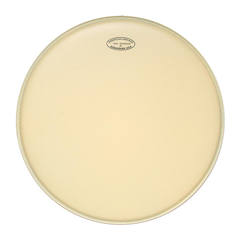 "Aquarian 22"" Force 1 Clear Bass Drum Batter Head"