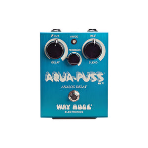 Way Huge - Aqua Puss MkII Delay Pedal
