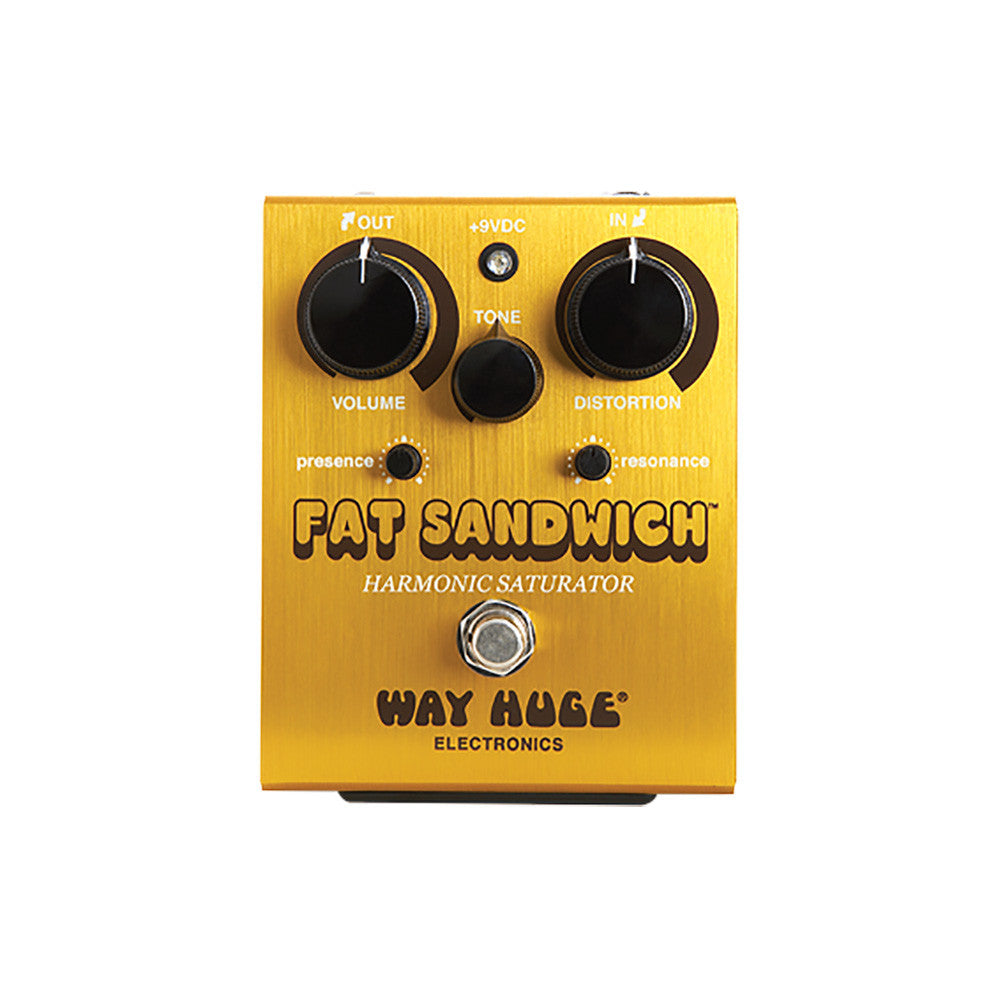 Way Huge - Fat Sandwich Harmonic Saturation