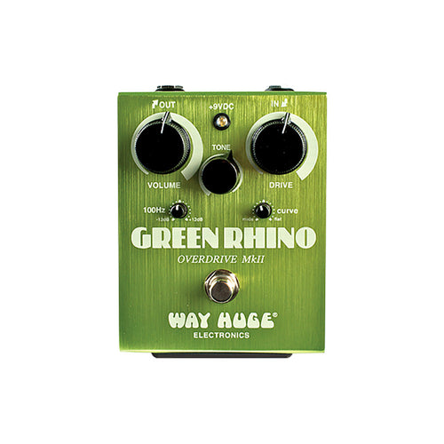 Way Huge - Green Rhino