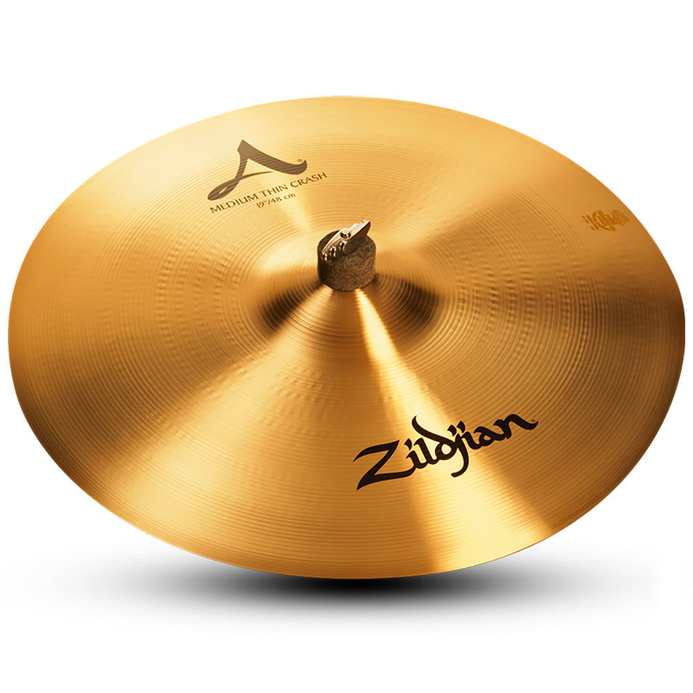 "Zildjian 19"" A Series Medium Thin Crash"