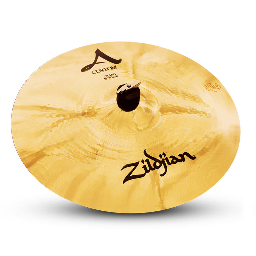 "Zildjian 16"" A Series Custom Crash Brilliant"