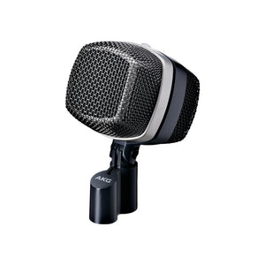 AKG D12 VR Dynamic Kick Drum Microphone With Cardioid Polar Pattern