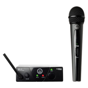 AKG WMS40MINIVocal Set BD US25B