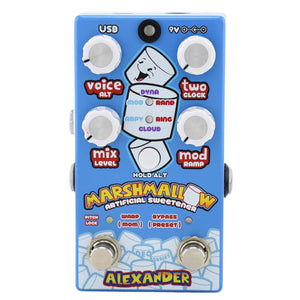 Alexander Marshmallow Artificial Sweetener Pedal
