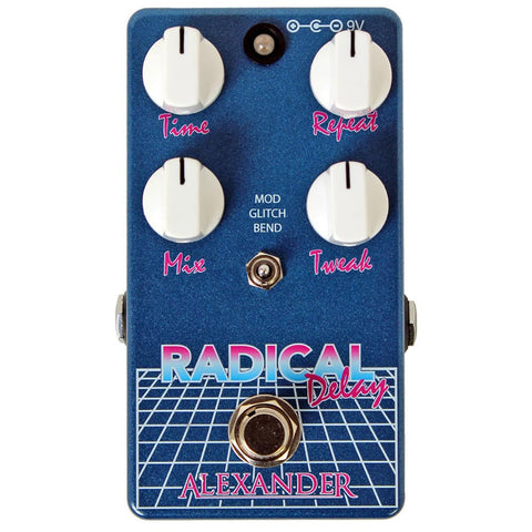 Xotic Rc Booster Guitar Boost Pedal