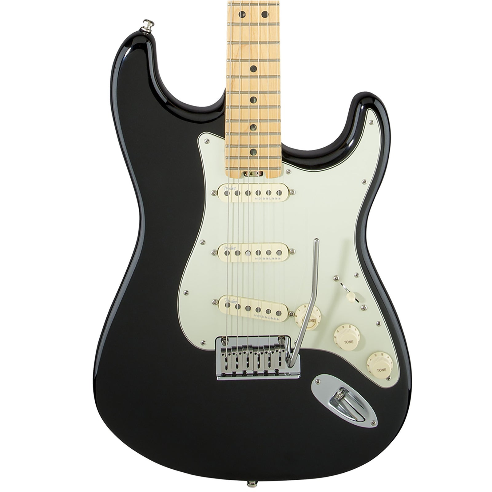 Fender American Elite Stratocaster - Maple Fingerboard - Mystic Black