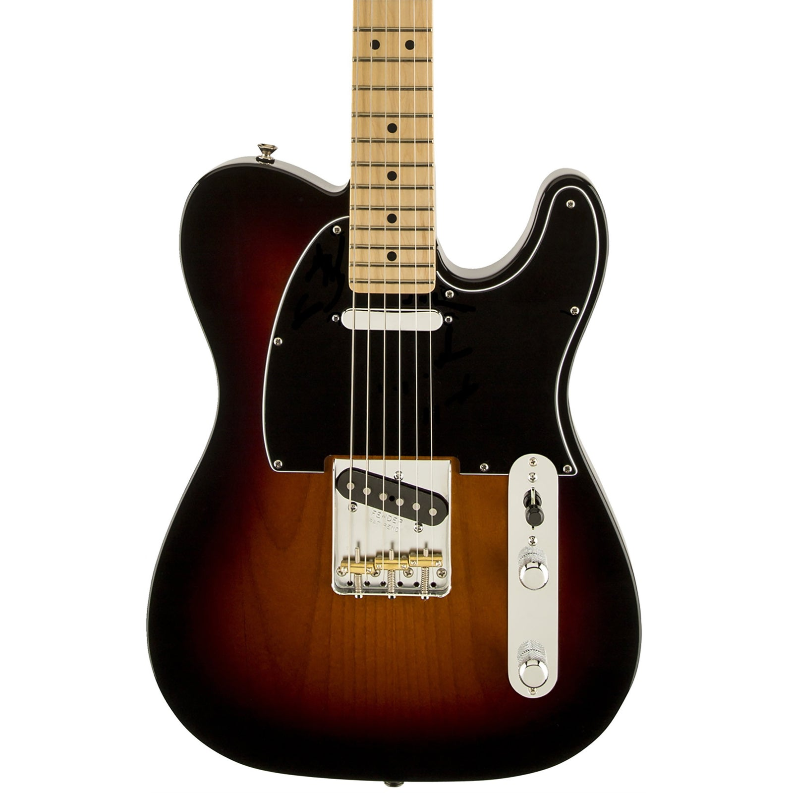 Fender American Special Telecaster, Maple Fingerboard, 3-Color Sunburst