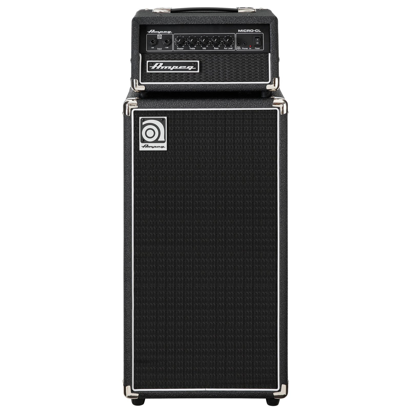 Ampeg Micro CL Stack 100W Solid State SVT Classic Style