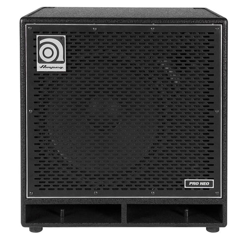 "Ampeg 15"" Pro Neo Bass Cabinet"