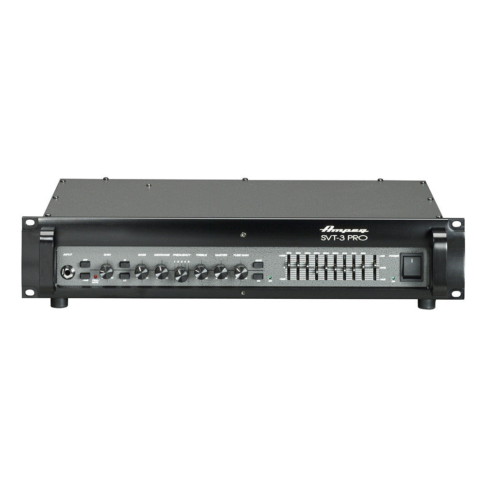 Ampeg SVT3PRO 450 Watt Tube Bass Head