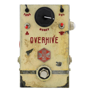 Beetronics Overhive Medium Gain Overdrive