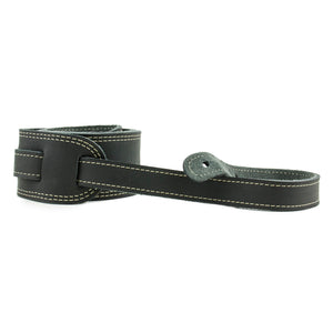 Black Ball Leather/Suede - Martin Strap