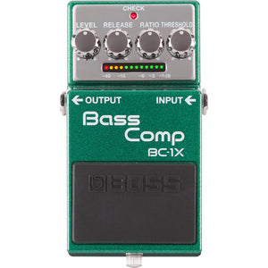Boss Bass Compressor