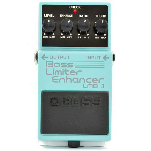 Boss LMB-3 Bass Limiter / Enhancer Pedal