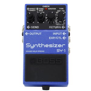 Boss SY-1 Synth Pedal