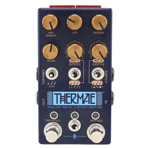 Chase Bliss Thermae Analog Delay - Pitch Shifter