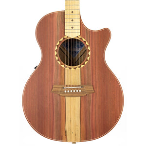 Cole Clark Angel 2 - Redwood and Blackwood