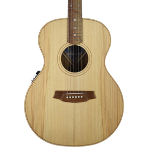 Cole Clark Angel 2 - Bunya and Australian Blackwood