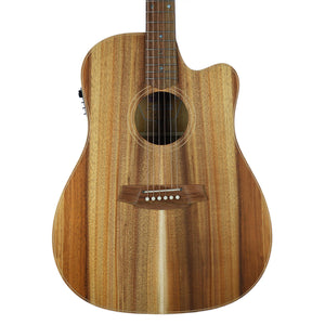 Cole Clark Fat Lady 2 - Australian Blackwood