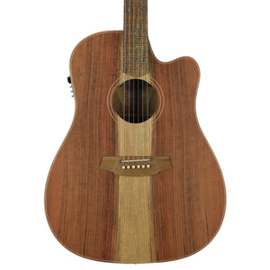 Cole Clark Fat Lady 2 - Redwood and Australian Blackwood