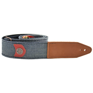 Copperpeace Herringbone Guitar Strap