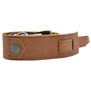 Copperpeace Homerun Classic Brown Banjo Strap