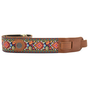 Copperpeace The Original Gypsy Leather Banjo Strap