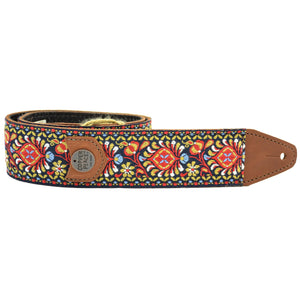 Copperpeace The Original Gypsy Leather Guitar Strap