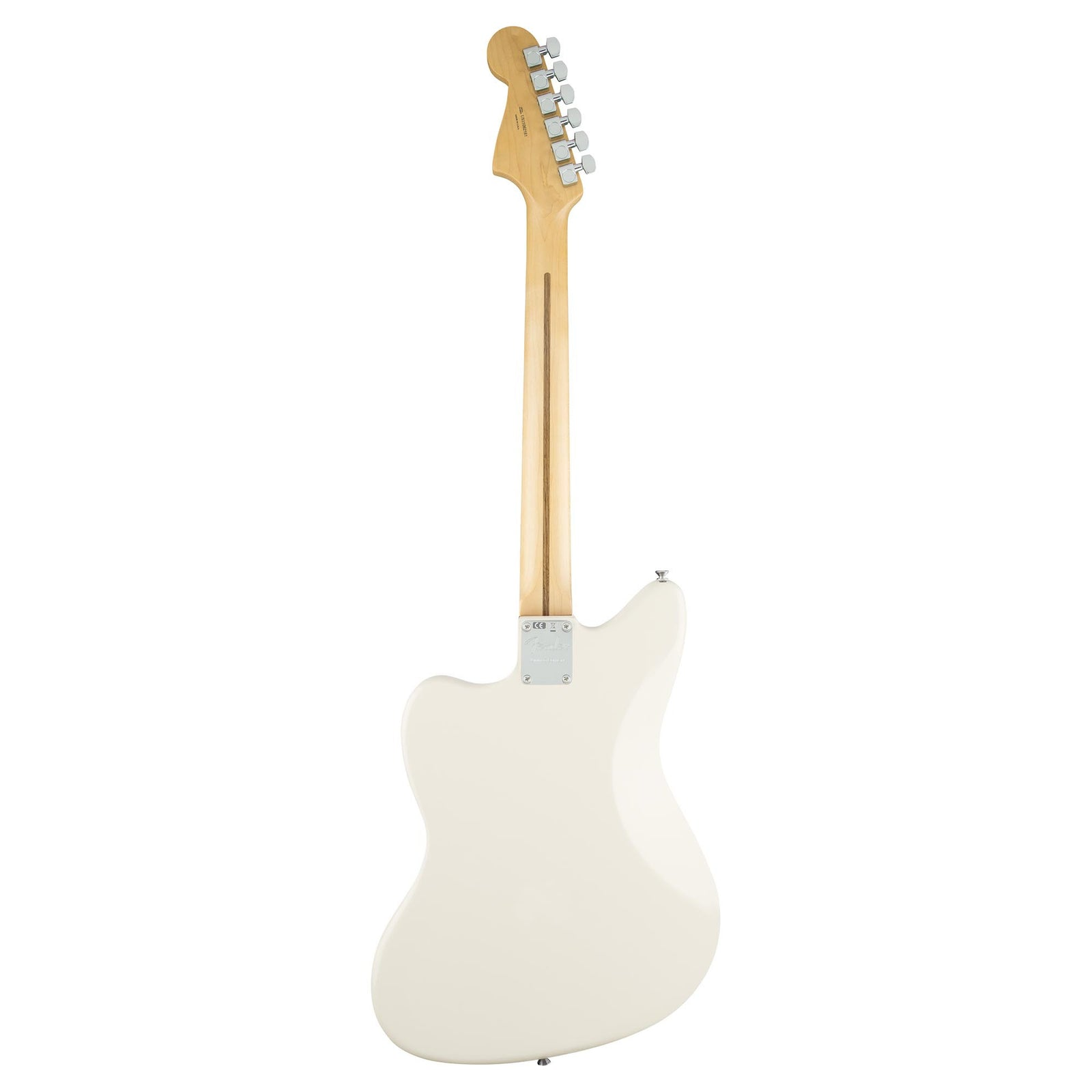 Fender Limited Edition Magnificent 7 American Special Jazzmaster - Olympic White