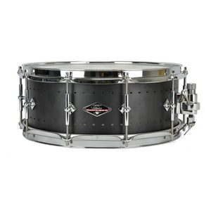"Craviotto 5.5x14"" Solitaire Snare - Matte Black"