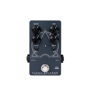 Darkglass Alpha Omicron Bass Preamp/Overdrive Pedal