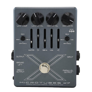 Darkglass Microtubes X7 Bass Preamp Pedal