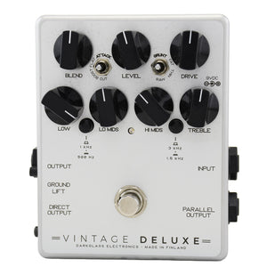 Darkglass Vintage Deluxe 3.0 Bass Preamp Pedal