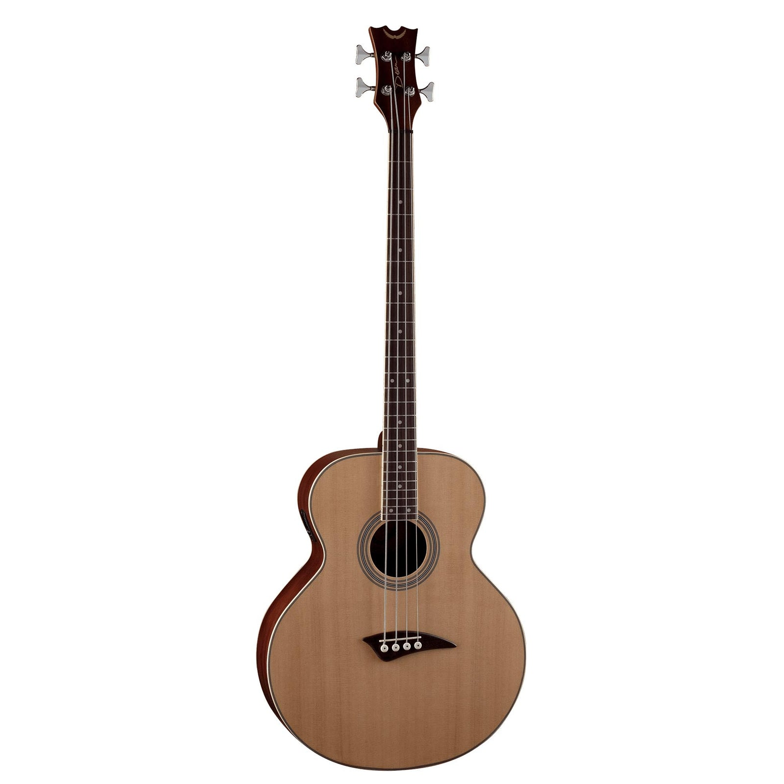 Dean Guitars EAB Acoustic/Electric Bass - Natural