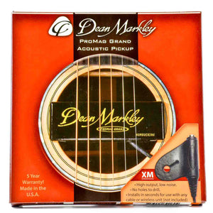 "Dean Markley Pro Mag Grand XM - 24"" Cable And Clip"