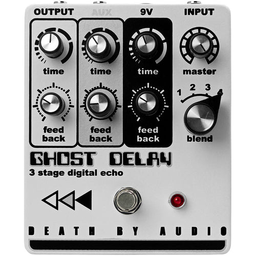 Death By Audio - Ghost Delay