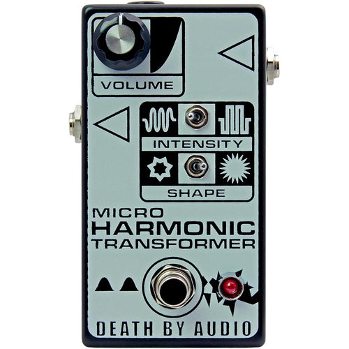 Death By Audio - Micro Harmonic Transformer Fuzz