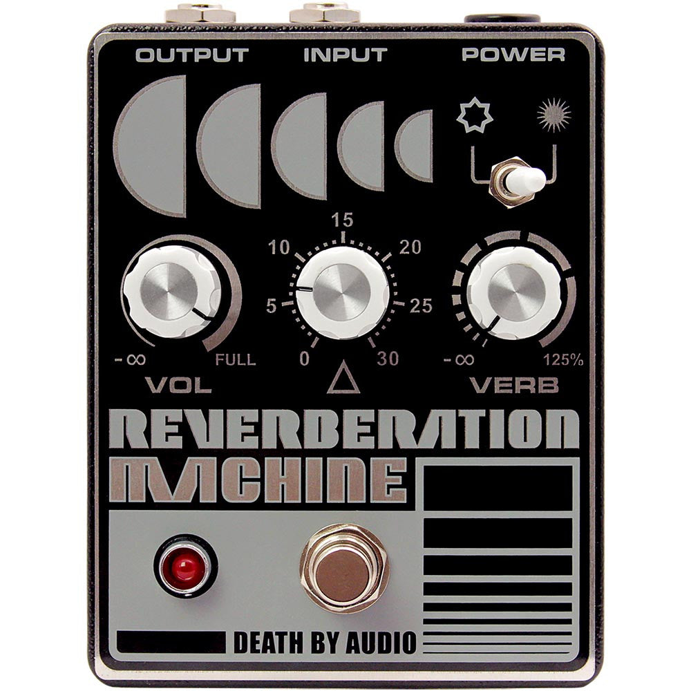 Death By Audio - Reverberation Machine - Image: 1