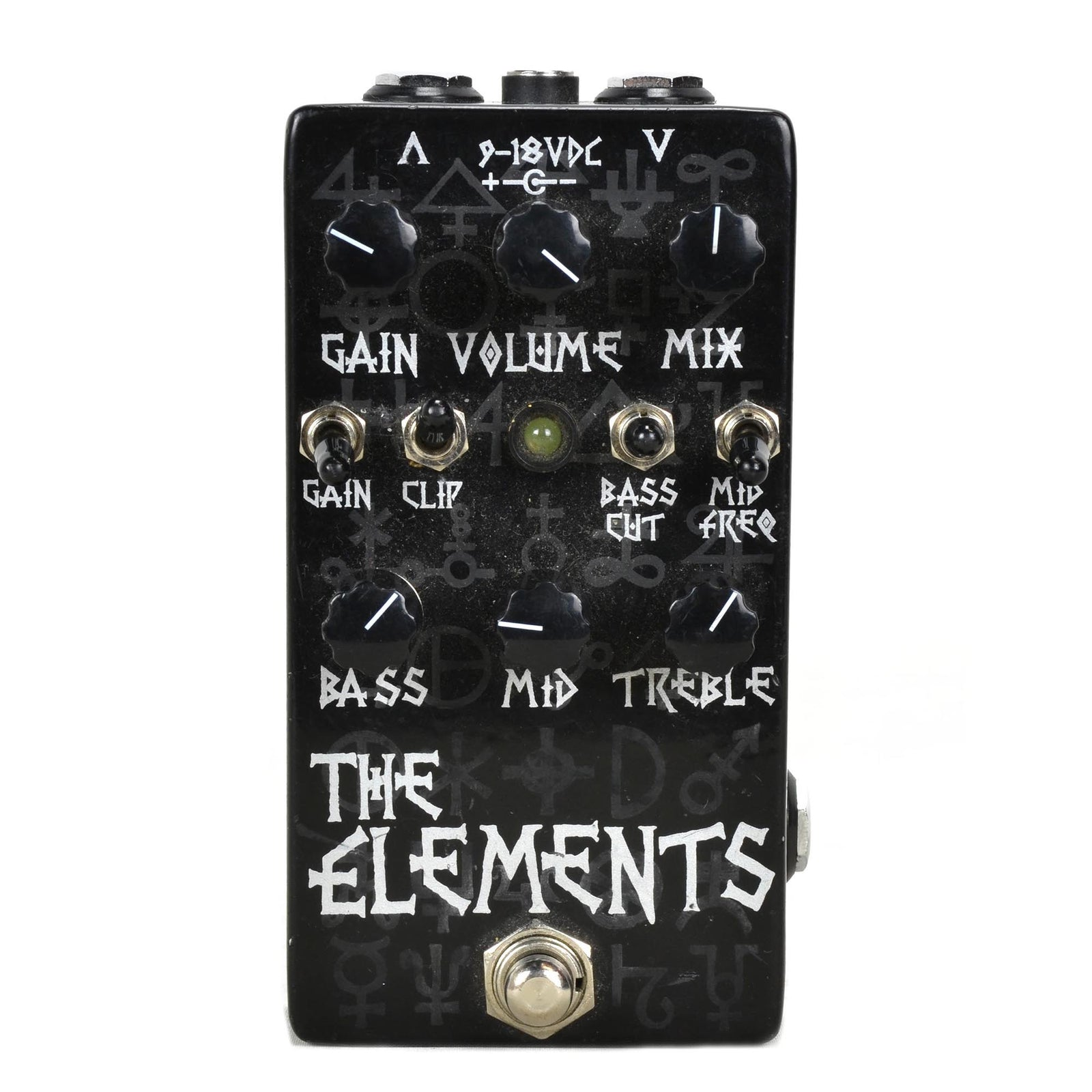 Dr. Scientist The Elements Distortion - Overdrive - Used