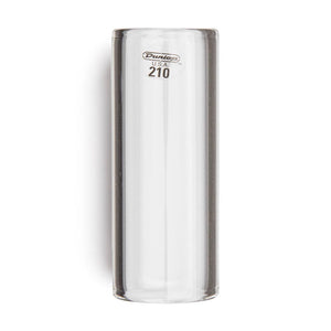 Dunlop 210 Glass Bottleneck Slide - Medium