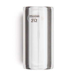Dunlop 212 Glass Bottleneck Slide Heavy - Short
