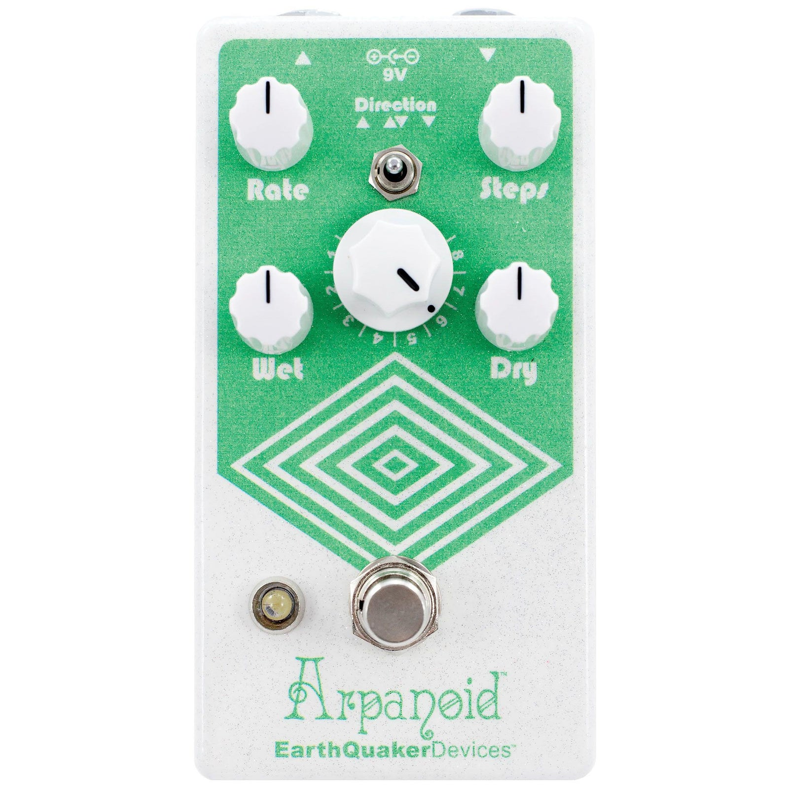 Earthquaker Arpanoid V2 Polyphonic Pitch Arpeggiator With Flexi Switch