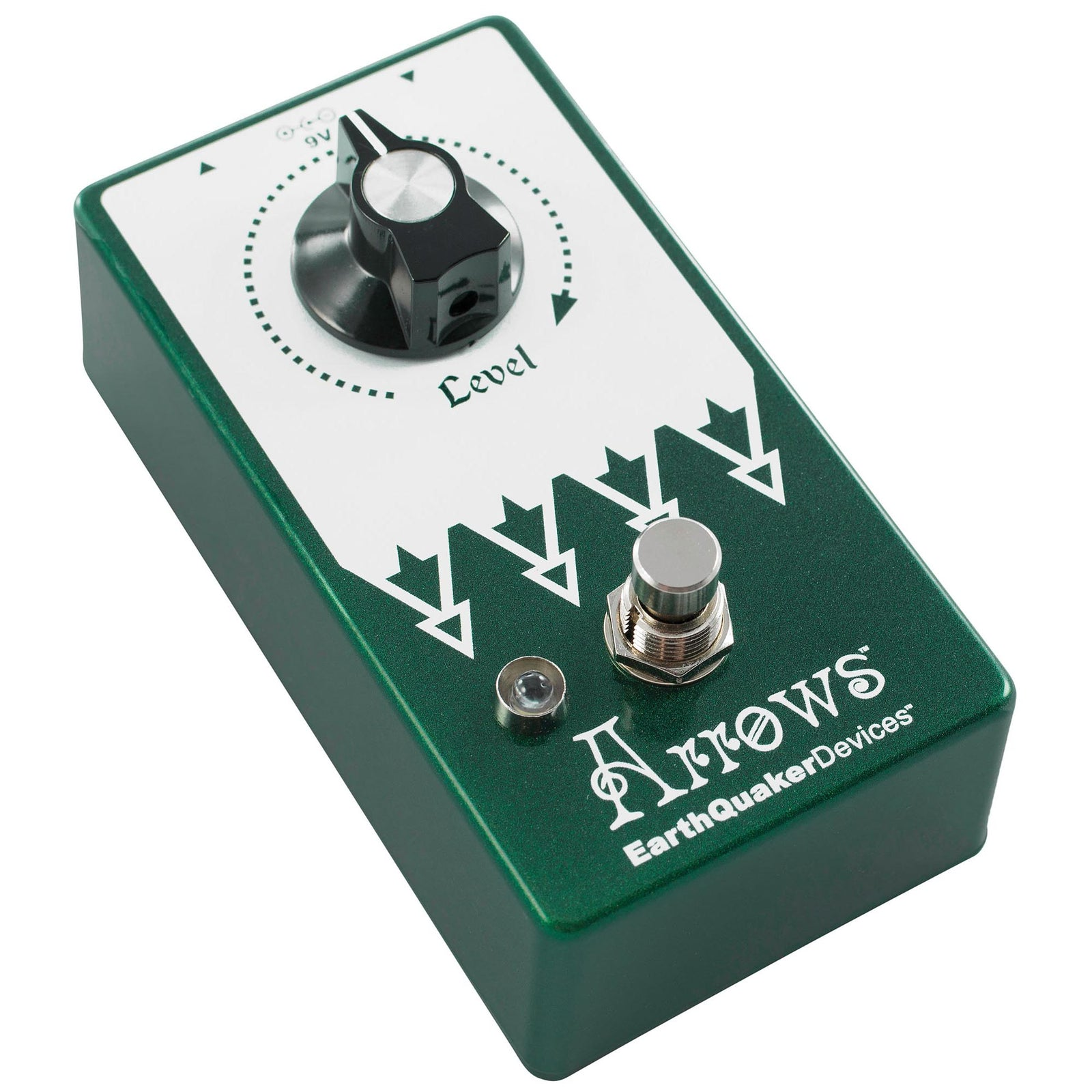 Earthquaker Arrows V2 Preamp Booster - Image: 2