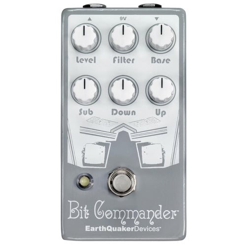 Earthquaker Bit Commander V2 Octave Synth